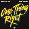 One Thing Right - Marshmello & Kane Brown mp3